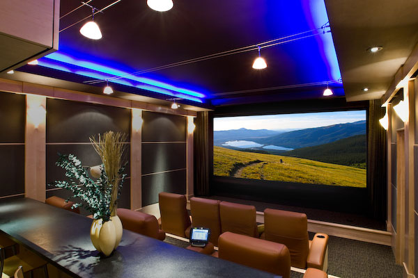 Home theater system delhi ncr home theater designing - How to design a home theater speaker system ...